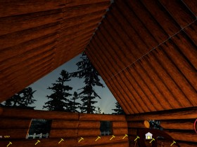 Hervorragend Dach schließen - Bauwerke - Survive The Forest Forum   Deutsche RQ73