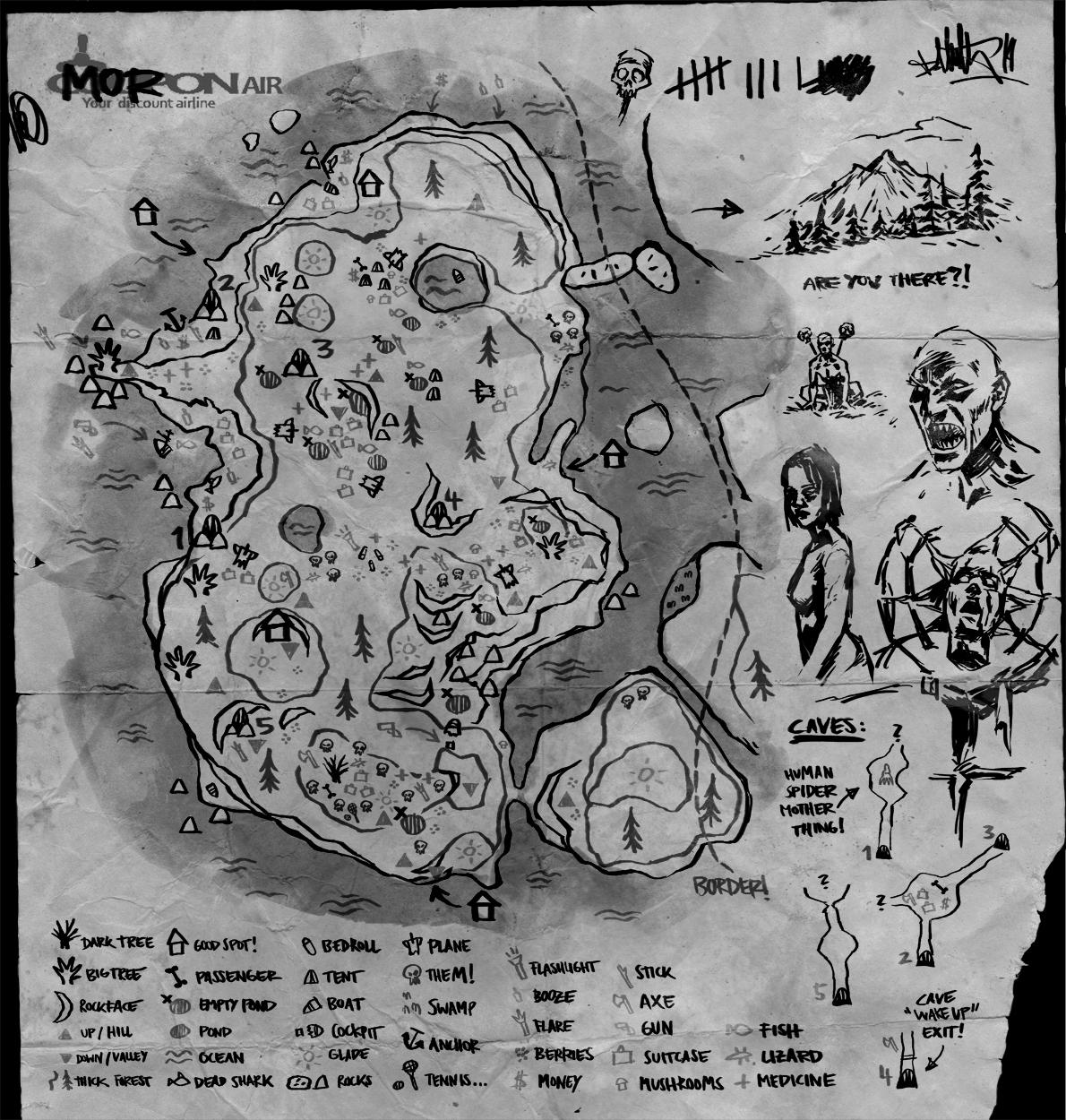 The Forest Karte Höhlen.The Forest Karten Bzw Maps Guides Und Tutorials Survive The